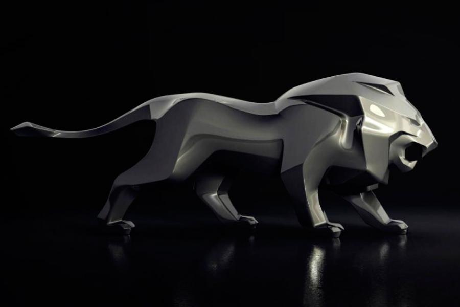 Peugeot llevará un león de 4,8 metros de altura a Ginebra