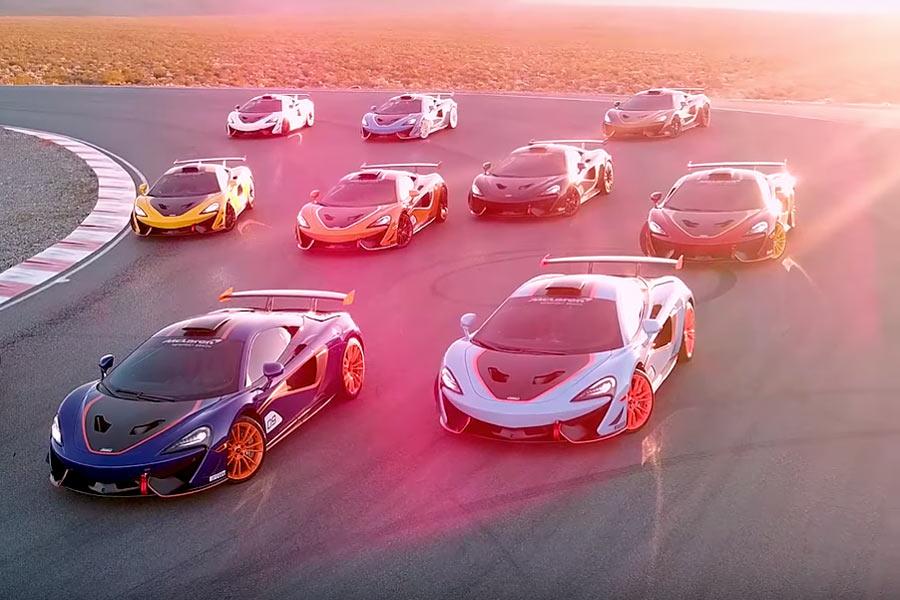 VÍDEO | El paraíso McLaren no está en Woking, está aquí