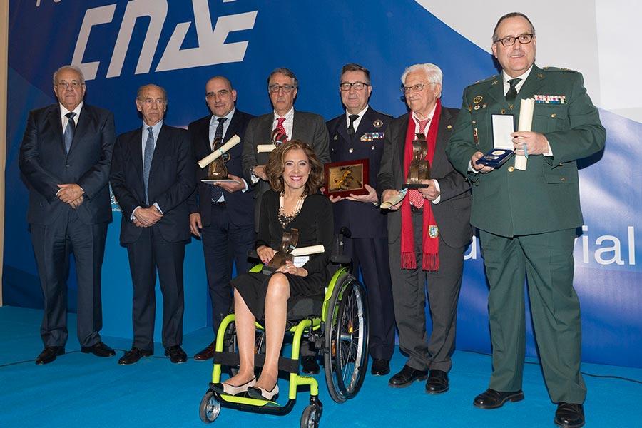 Premios Fundación CNAE 2017