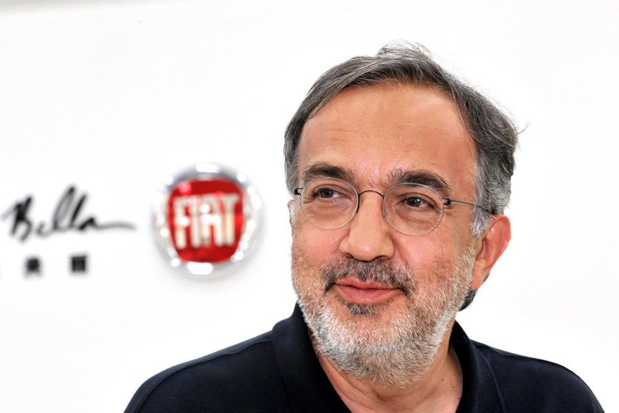 Sergio Marchioni| El hombre que salvó a Fiat y Ferrarri de la peor crisis de su historia