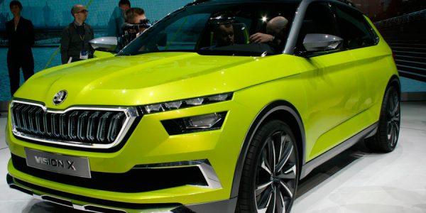 Skoda Vision X Concept: adelanto del próximo SUV de la marca