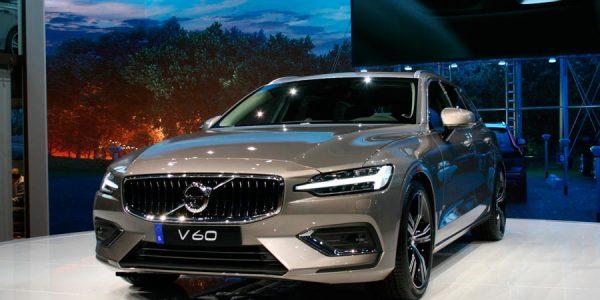 Volvo V60 2018: el familiar sueco estrena generación en Ginebra