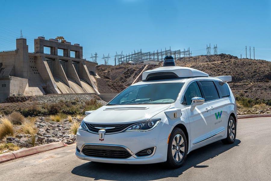 Google podrá tener una flota de taxis autónomos
