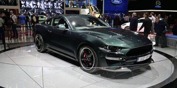 El Ford Mustang Bullitt llegará a Europa este año