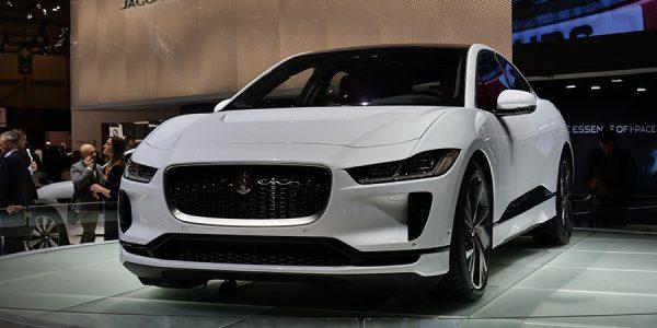 El nuevo Jaguar I-Pace eléctrico se adelanta al Tesla Model X