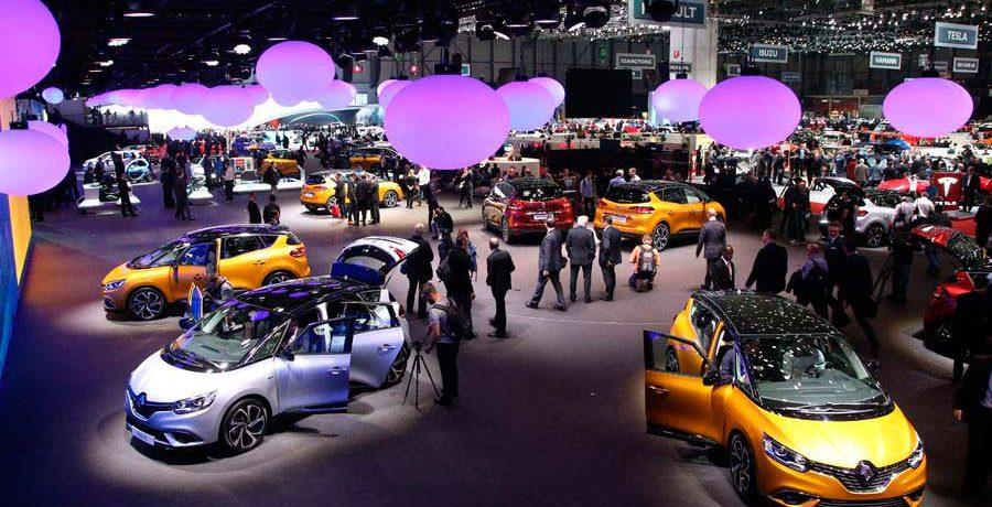 5 curiosidades históricas del Salón del Automóvil de Ginebra
