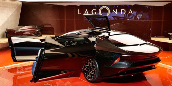 Lagonda Vision Concept: el futuro de lo clásico en Aston Martin