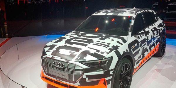 Audi e-tron prototype: el SUV eléctrico de Ingolstadt está preparado