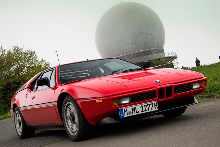El BMW M1 está de aniversario