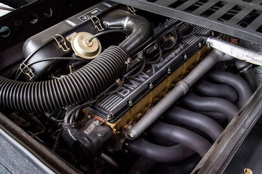 El motor de 6 cilindros y 3,5 litros era tocado por la varita mágica de Motorsport.
