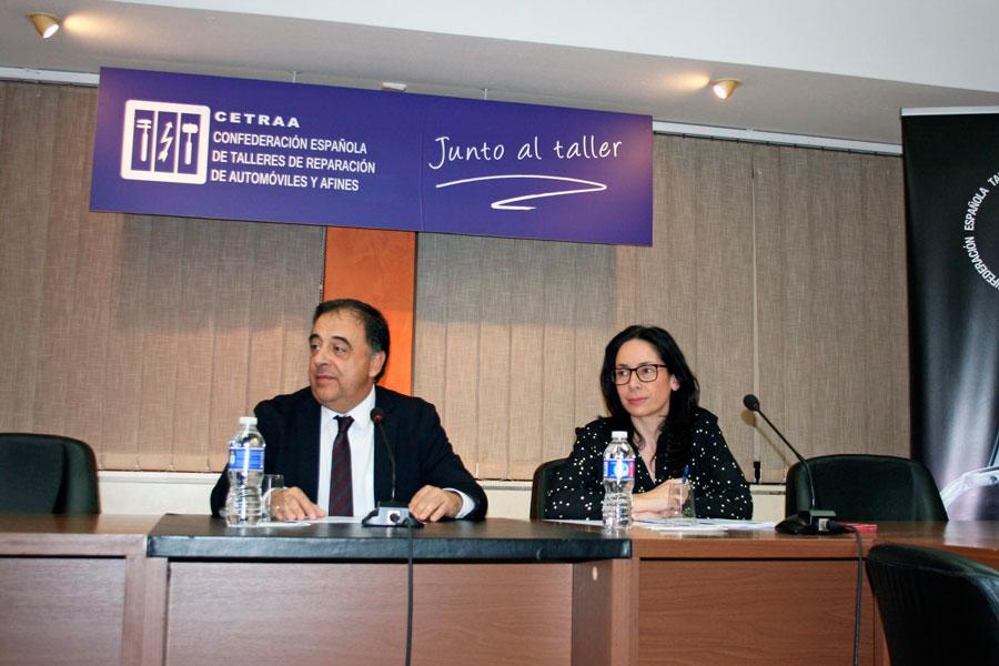 Cetraa crea una plataforma de consulta para el Libro Taller de la DGT