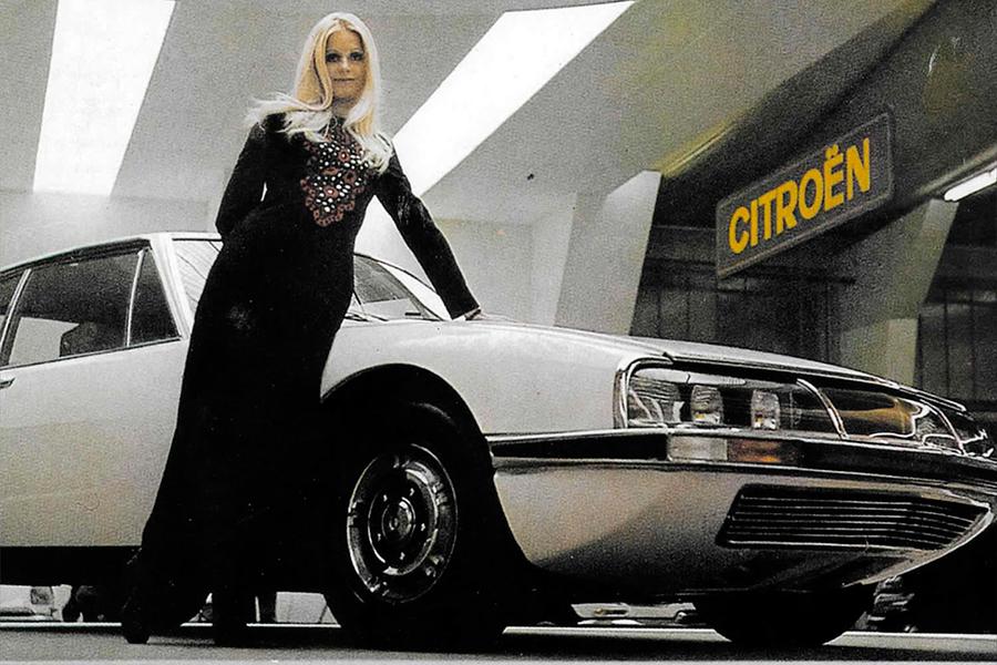 El Citroën SM fue la estrella más brillante del Salón de Ginebra de 1970, pero su luz apenas brilló 4 años.