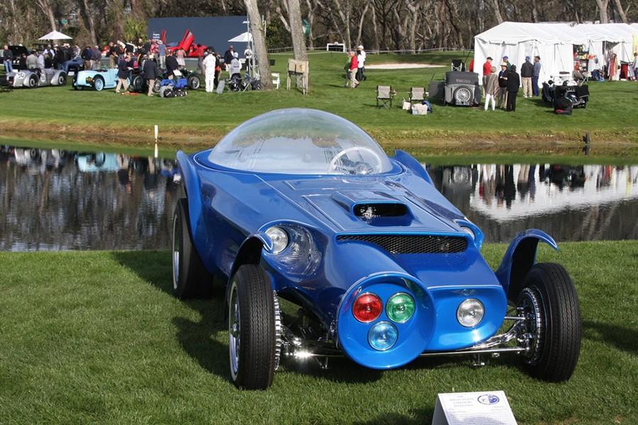 Concurso de elegancia de Amelia Island: ¡mira qué coches!