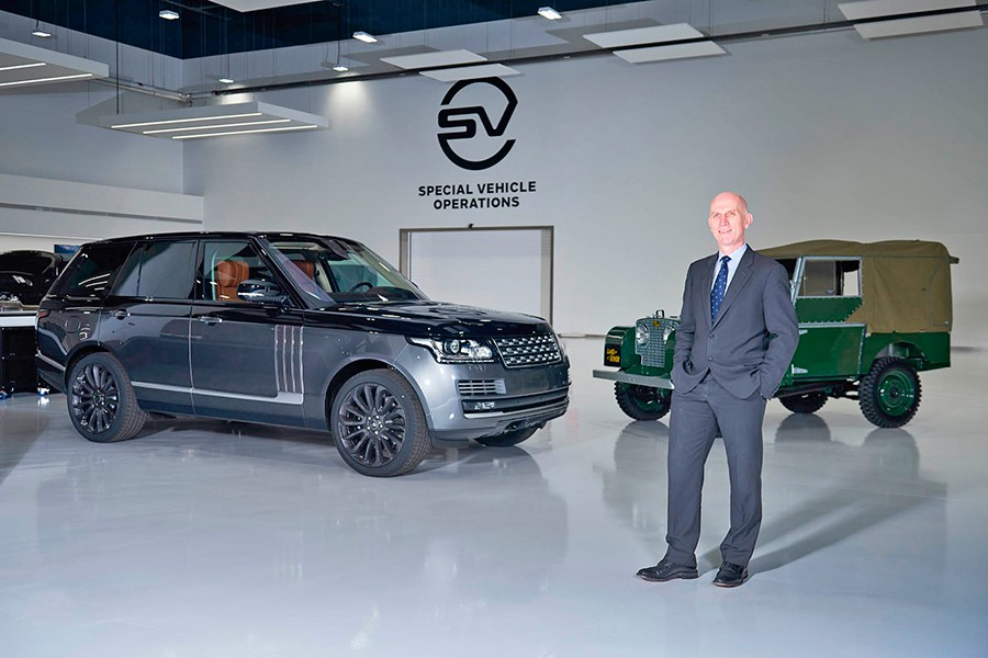 Del nuevo Alpine a los Jaguar-Land Rover más especiales