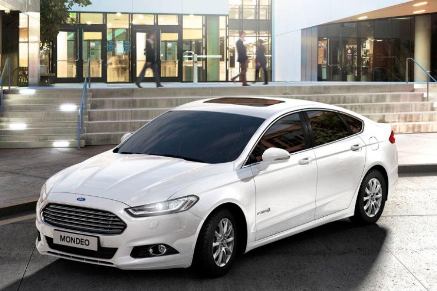 Ford renueva con Almussafes