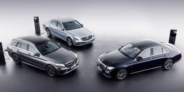 Híbridos diésel, la última apuesta mecánica de Mercedes
