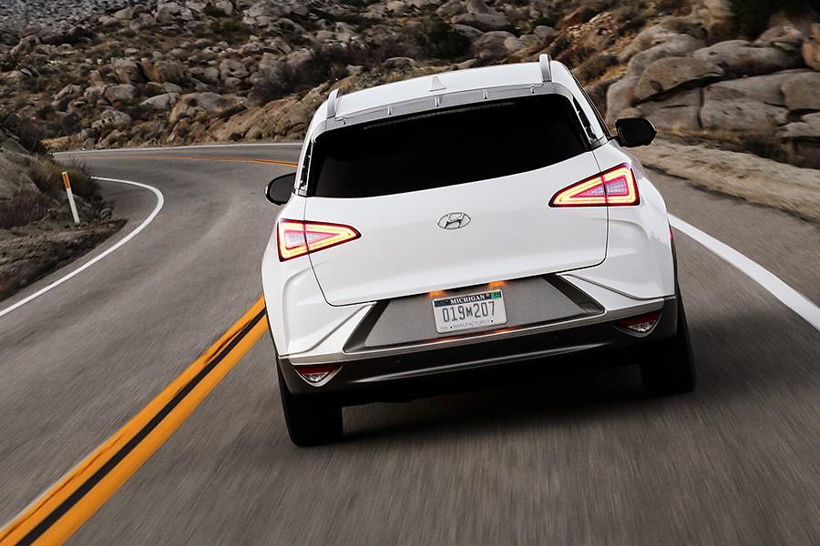 El Hyundai Nexo deja claro que esta tecnología ya es viable.
