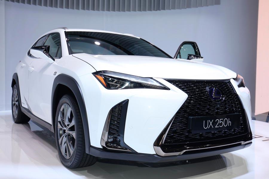 El Lexus UX es el nuevo modelo de acceso a la marca.