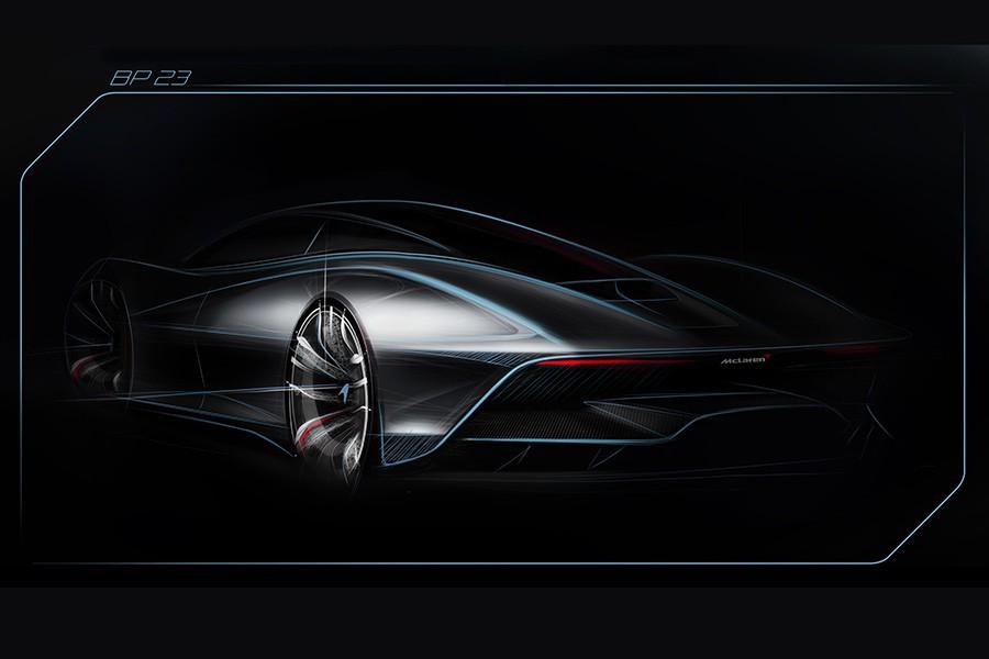 McLaren prepara un Hyper GT a imagen y semejanza del F1