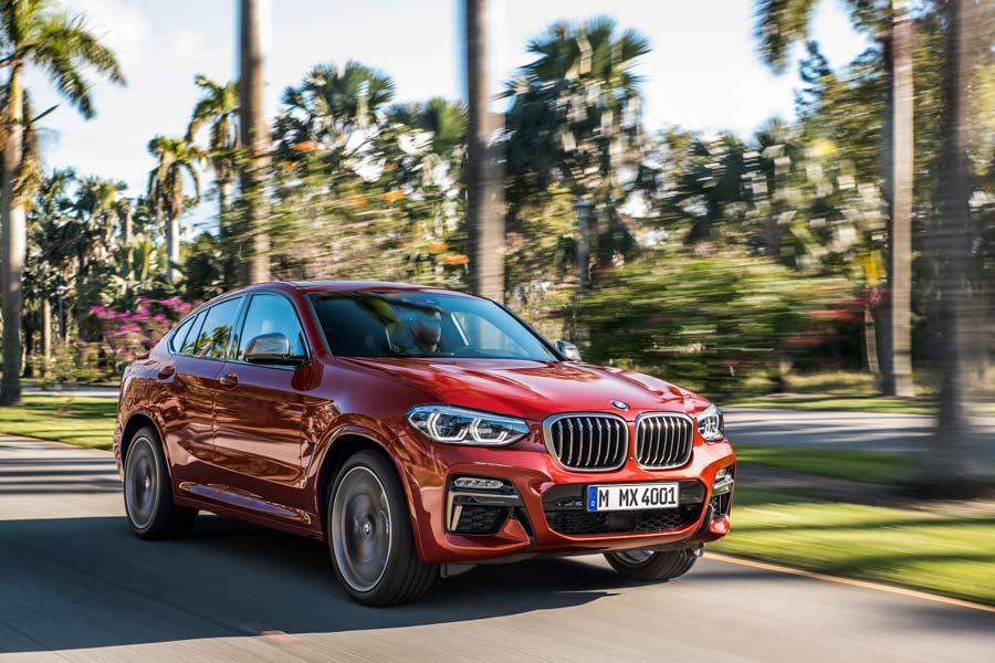 Primera prueba del nuevo BMW X4 2018
