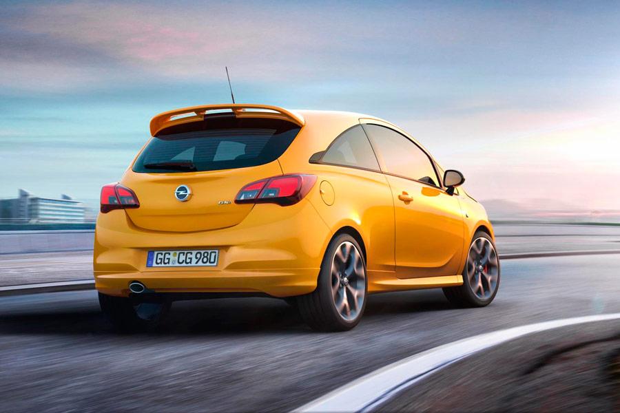 Nuevo Opel Corsa GSI.