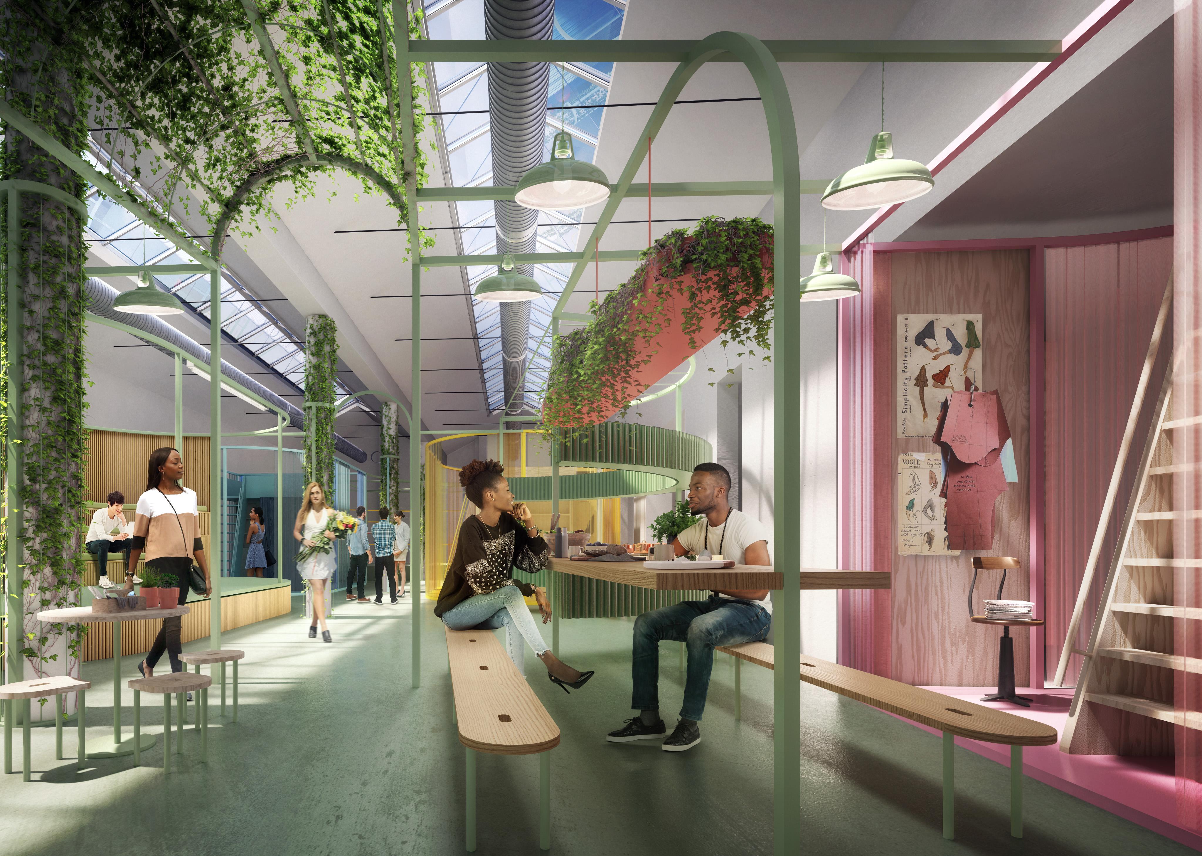 """Mini Living – Built by all"", el nuevo concepto de vivienda de Mini"