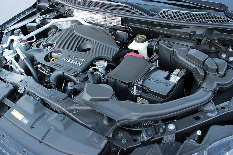 Motor 1.6 gasolina DIG-T de 163 CV.