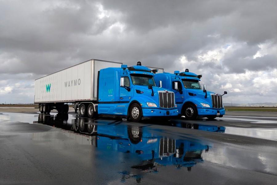 Waymo: el camión autónomo ya está aquí