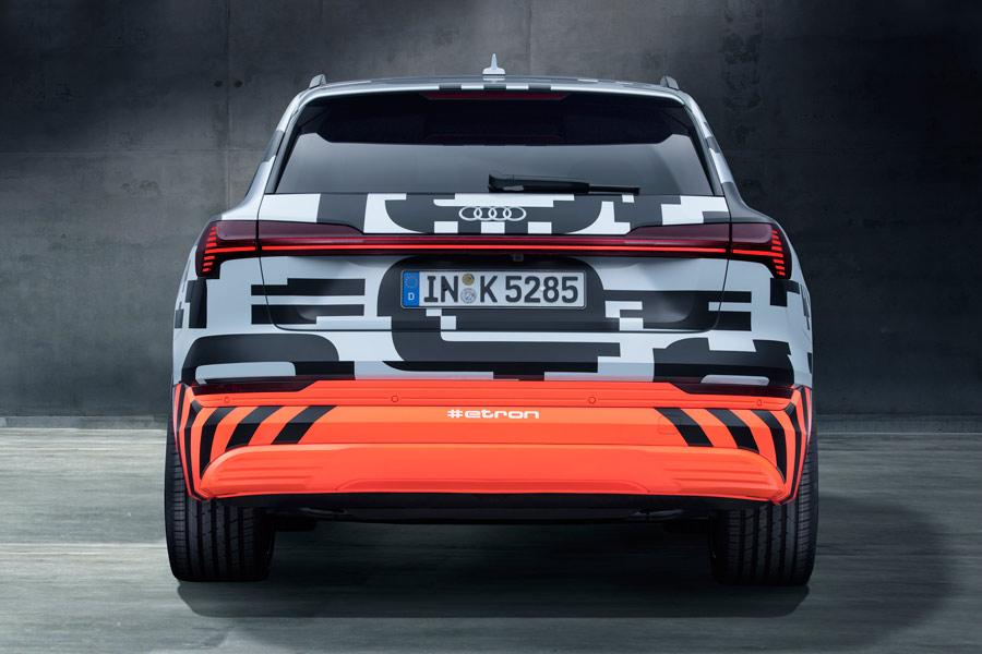 Audi e-tron prototype.