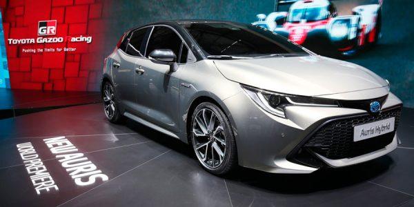 Nuevo Toyota Auris 2018: más dinámico y con nueva hibridación