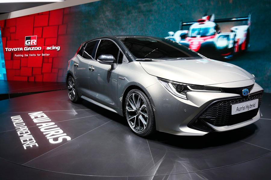 El diseño del Toyota Auris ha cambiado por completo y, ahora, es mucho más atractivo.