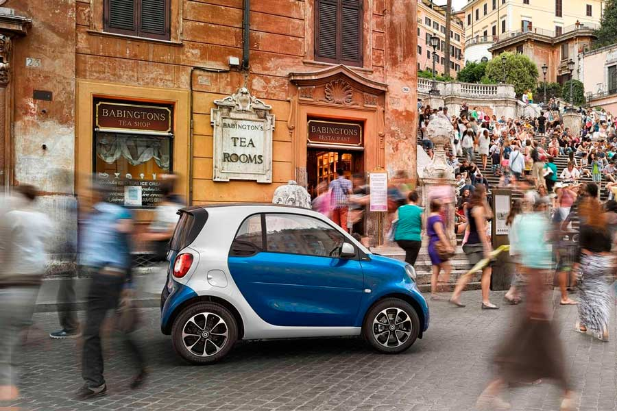 Los 10 coches más fáciles de conducir en ciudad