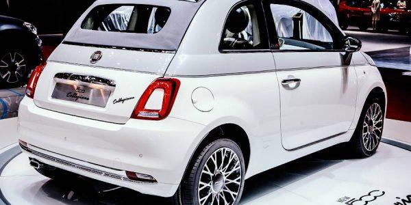 Fiat 500 Collezione: nueva serie especial más sofisticada