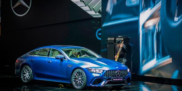 Mercedes-AMG GT Coupé 4 puertas: el superdeportivo para cuatro