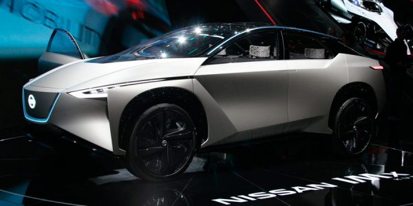 IMx Kuro, el prototipo que Nissan presentará en Ginebra