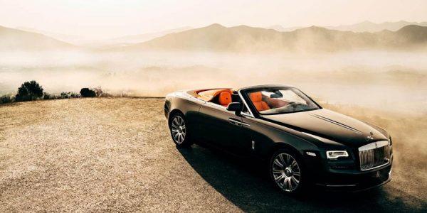 Rolls-Royce Dawn Aero Cowling: un Wraith descapotable y biplaza
