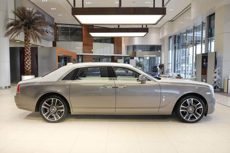 Este es el Rolls-Royce perfecto para moverte por Dubái