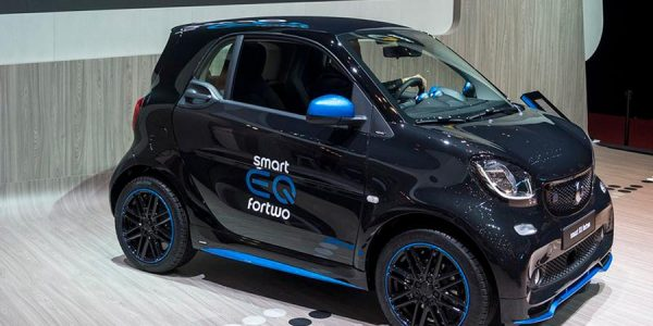 Smart y el control por móvil de sus vehículos eléctricos