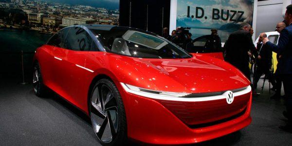Volkswagen I.D. Vizzion: la berlina eléctrica y autónoma debuta en Ginebra