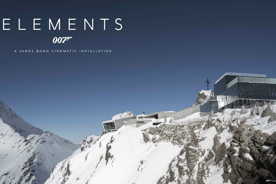 Jaguar Land Rover se une a la experiencia James Bond 007