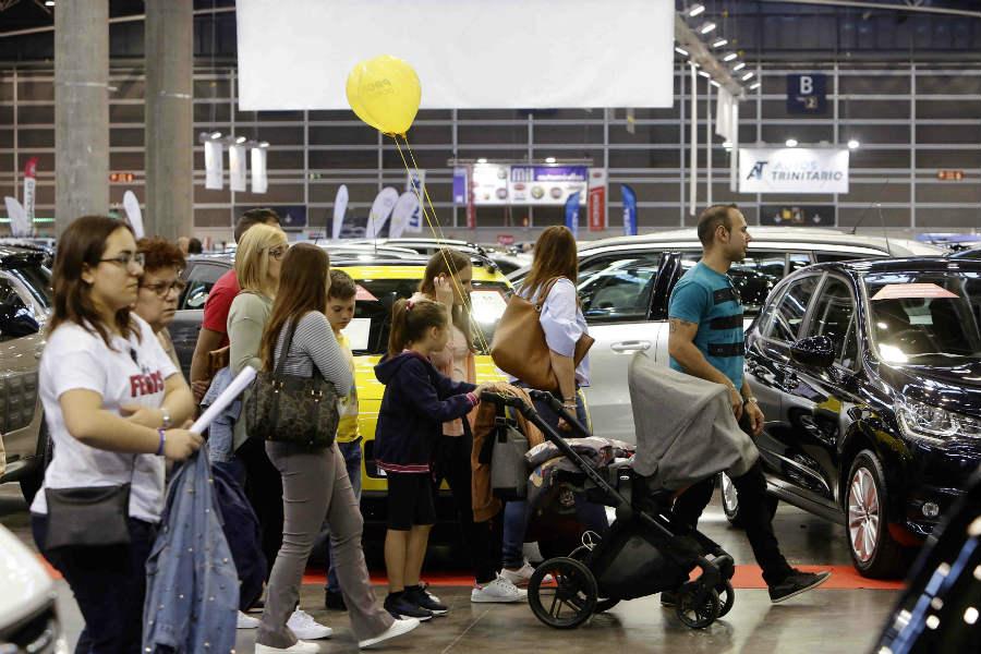 Actividades en familia en la Feria de VO de Valencia