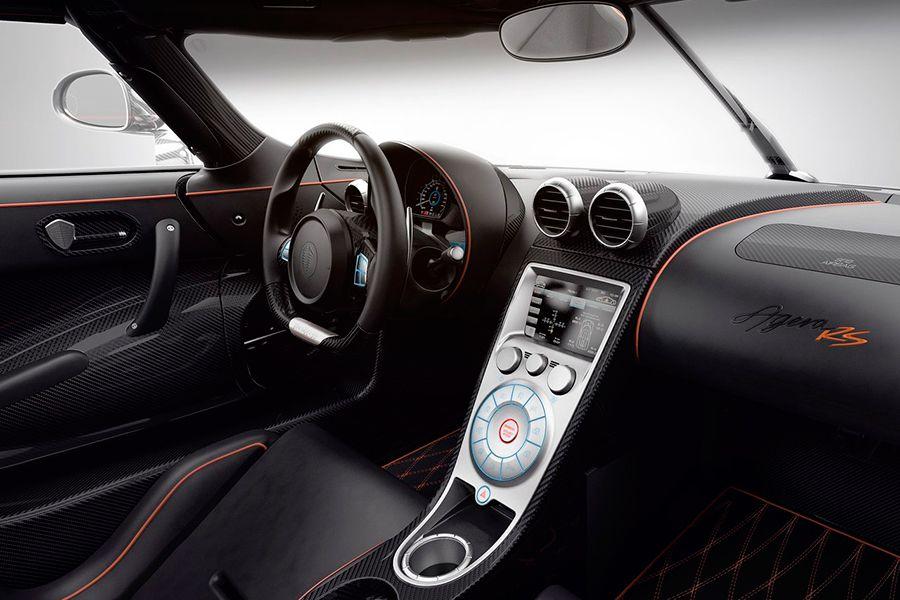 El Koenigsegg Agera RS se despide con un expediente perfecto.