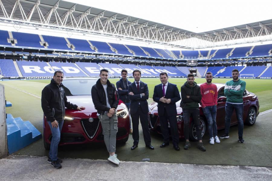 Apadrina: el proyecto solidario de Alfa Romeo