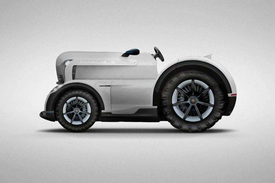 El Porsche más 'increíble' de los últimos tiempos.