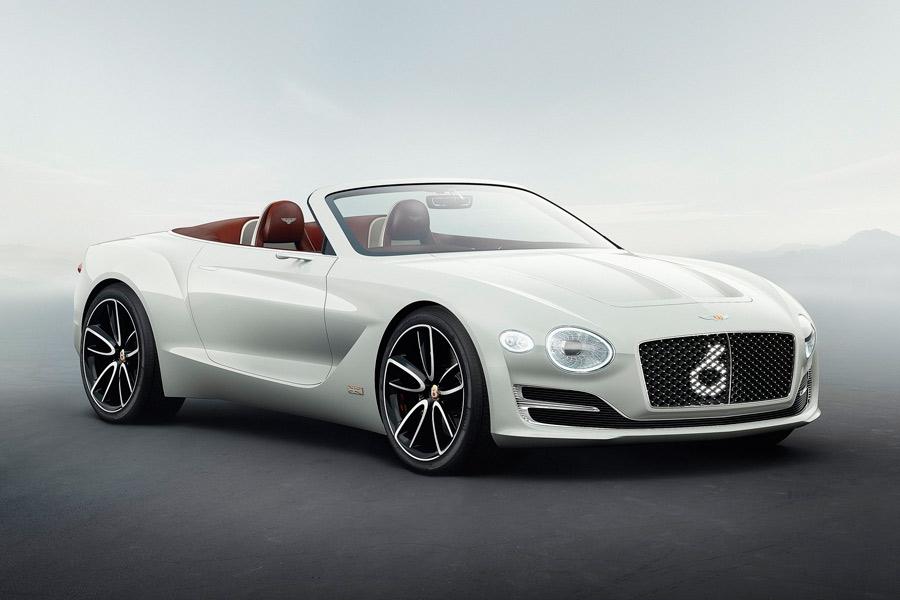 Bentley apuesta por la electrificación de todos sus modelos