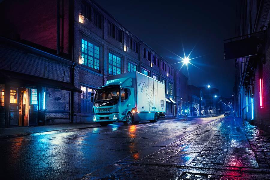 Volvo FL Electric: el primer camión 100% eléctrico de la marca ya está listo