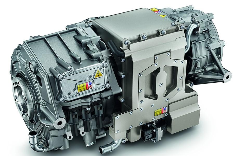 Existen seis niveles de hibridación en función de cómo se acople el motor eléctrico.
