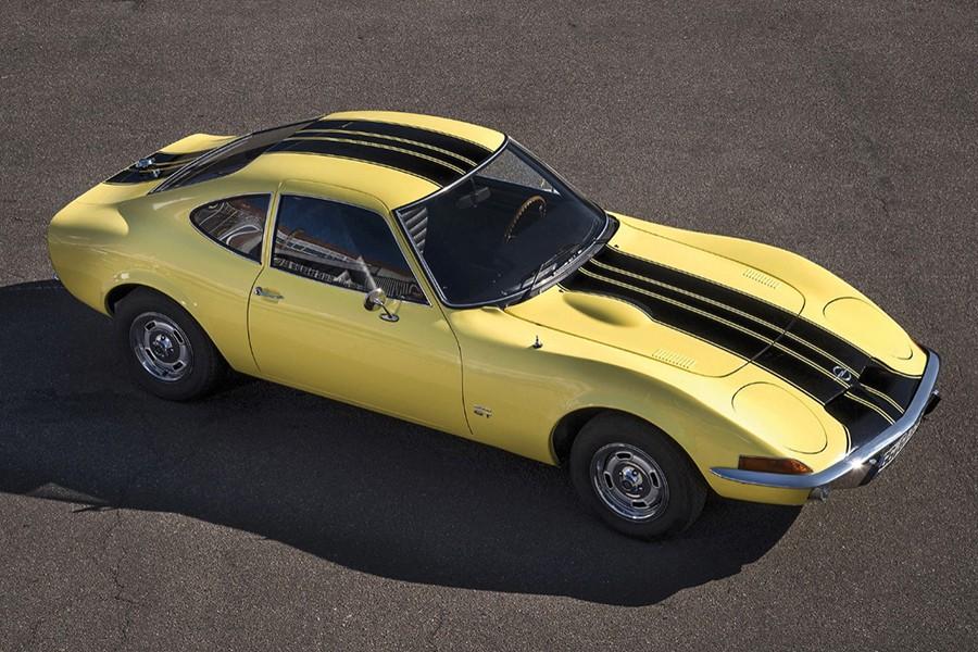 El Opel GT del Súper Agente 86 cumple 50 años