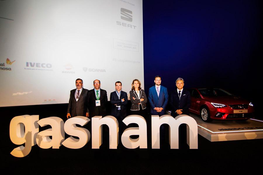 VI Congreso Gasnam: la sostenibilidad del gas natural en la movilidad