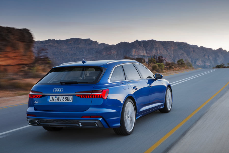 Nuevo Audi A6 Avant 2018: ya está disponible la variante familiar